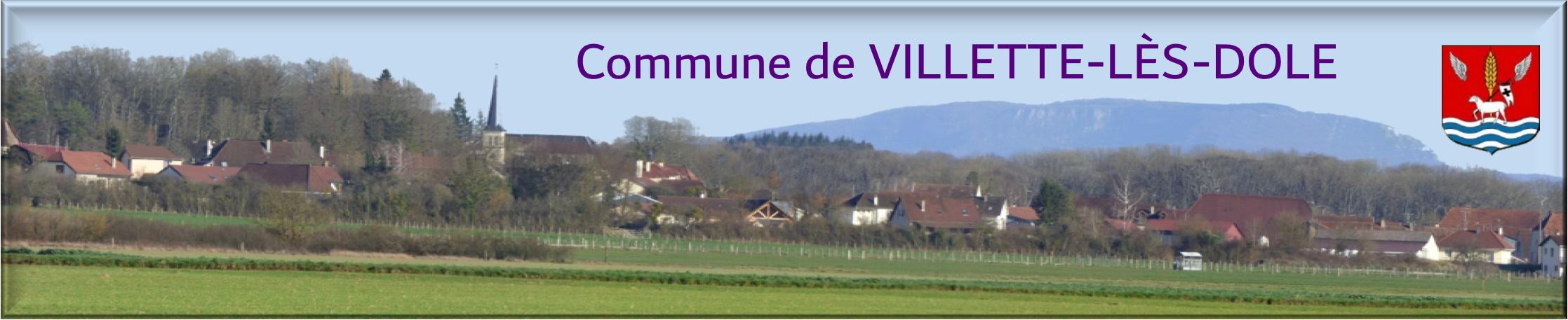 Commune de Villette-lès-Dole